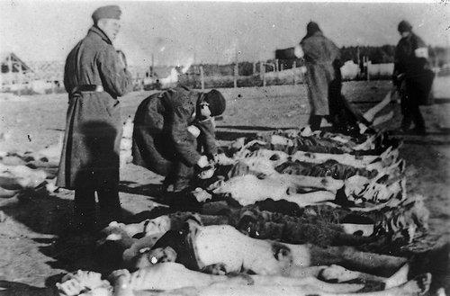 Бывший комендант концентрационного